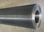 Hitsattu verkkorulla RST 48x48x2mm 1000mm 25m