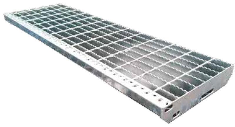 RITILÄASKELMA ZN 34x76/30x2 - 800X200mm, hammastettu